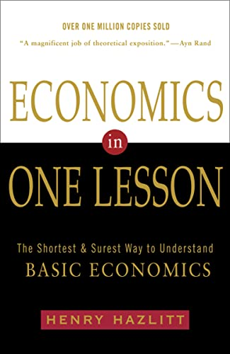 9780517548233: Economics in One Lesson: The Shortest and Surest Way to Understand Basic Economics