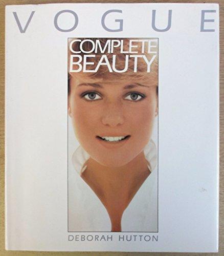 9780517548752: Vogue Complete Beauty