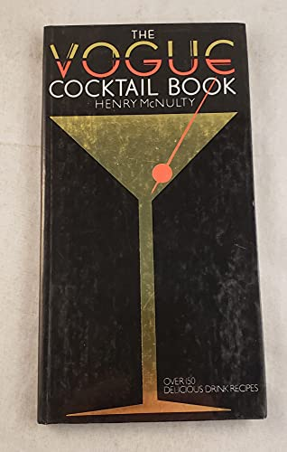 9780517548769: Vogue Cocktail Book