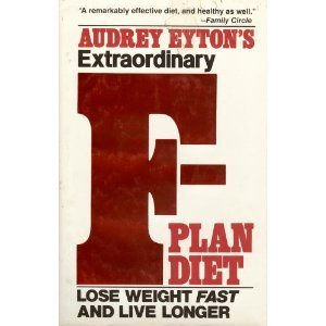 The F-Plan Diet (0517549344) by Audrey Eyton