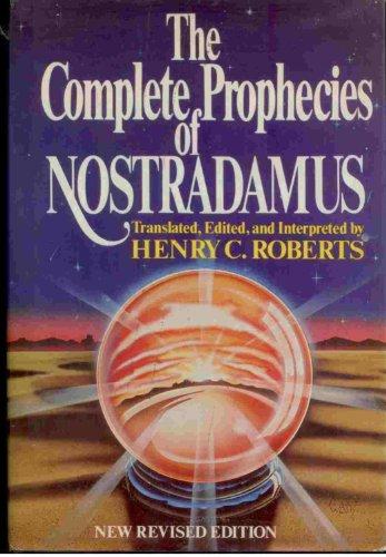 9780517549568: Complete Prophecies of Nostradamus