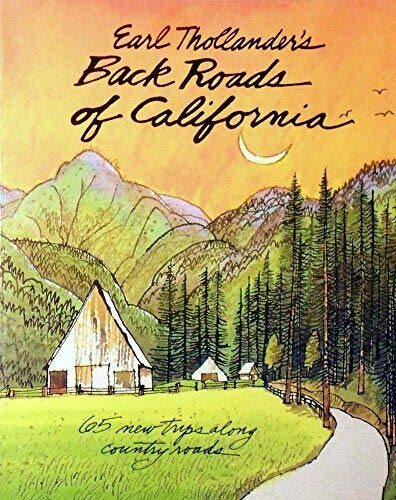 9780517549667: Earl Thollanders Back Roads Of
