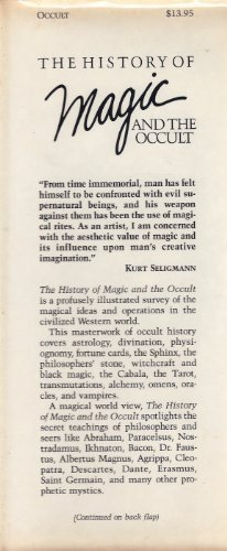 The History of Magic and the Occult: Random House Value