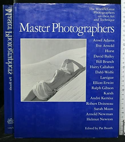 Master Photographers: Booth, Pat