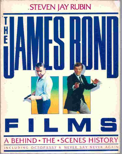 9780517550939: The James Bond Films: A Behind the Scenes History