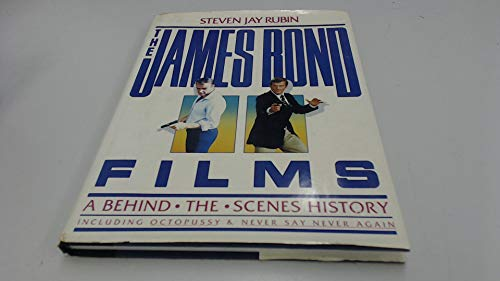 9780517551066: The James Bond Films: A Behind the Scenes History