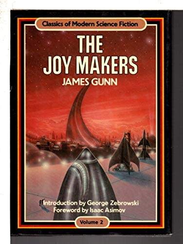 9780517551844: The Joy Makers (Classics of modern science fiction #2)