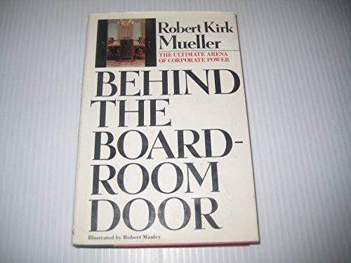 Behind the Boardroom Door: Rh Value Publishing