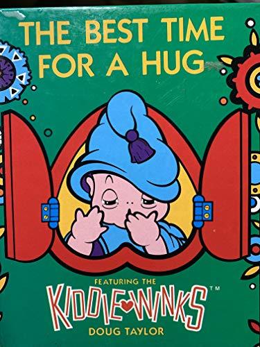 9780517552902: Best Time for a Hug (Kiddiewinks books / Doug Taylor)