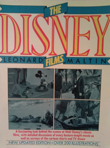 9780517554074: The Disney Films