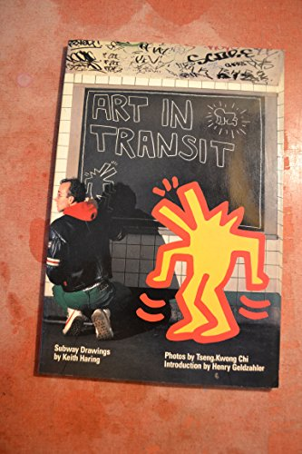 9780517554241: Art in Transit: Subway Drawings