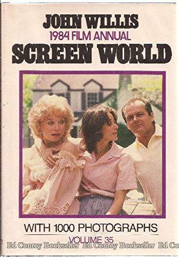 Screen World: Volume 35 1984 (Screen World,: Rh Value Publishing
