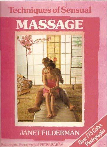 9780517554852: Techniques of Sensual Massage