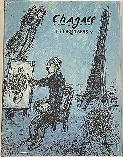 CHAGALL LITHOGRAPHS V: Charles Sorlier; Introduction-Robert