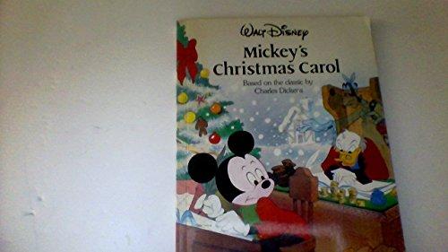 9780517555255: Mickey's Christmas Carol