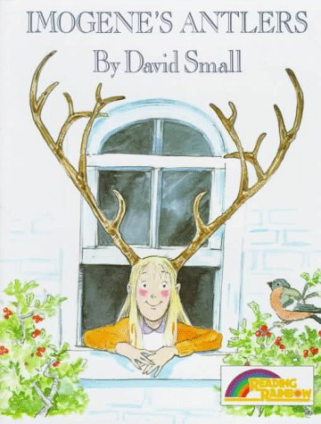 Imogene's Antlers (0517555646) by David Small