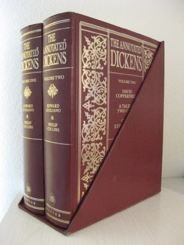 9780517556122: Annotated Dickens: 2 Volumes