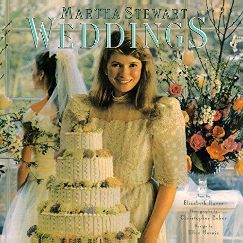 9780517556757: Weddings By Martha Stewart