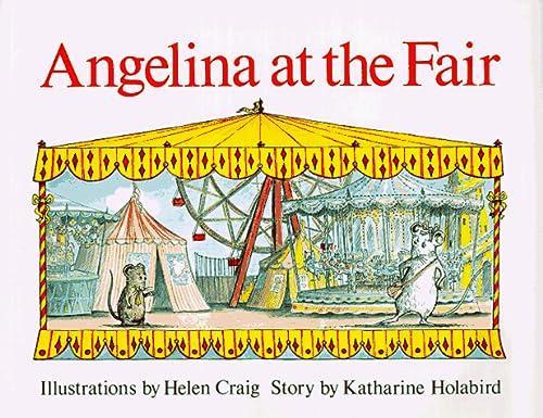 9780517557440: Angelina at the Fair (Angelina Ballerina)