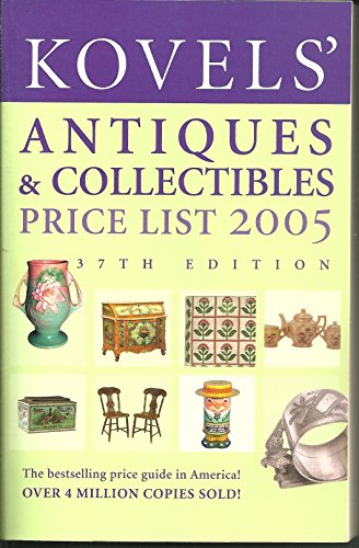 9780517558096: Kovels Antiques & Collectors Price List