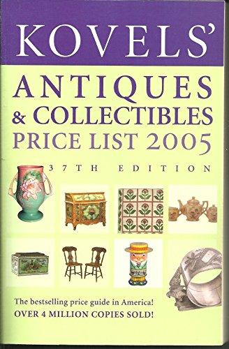 Kovels Antiques & Collectors Price List: Ralph Kovel
