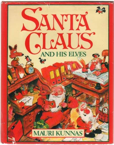 9780517558188: Santa Claus & His Elves