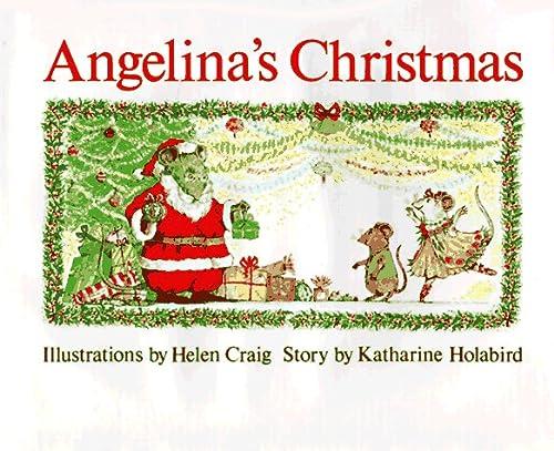 9780517558232: Angelina's Christmas (Angelina Ballerina)