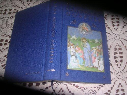 The Illustrated Gospels According To St. Matthew: St.Matthew,St.Mark,St Luke,St. John