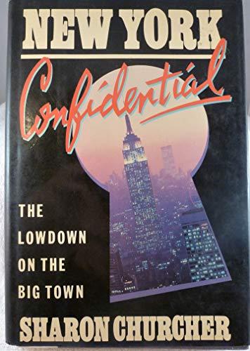 New York Confidential: Churcher, Sharon