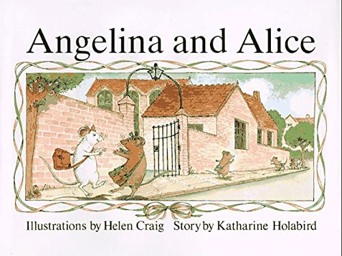 9780517560747: Angelina and Alice (Angelina Ballerina)