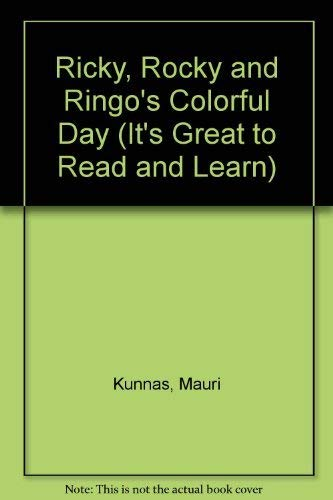 9780517561256: Ricky Rocky and Ringo: Colorful Day (It's Great to Read and Learn)