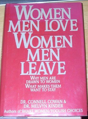 9780517562482: Women Men Love, Women Men Leave