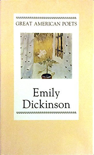 9780517562901: Emily Dickinson (The Great American Poets)