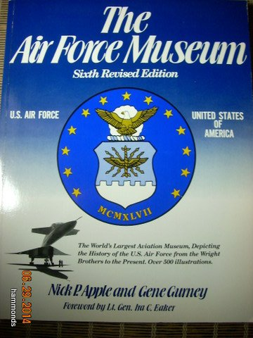 9780517562970: The Air Force Museum