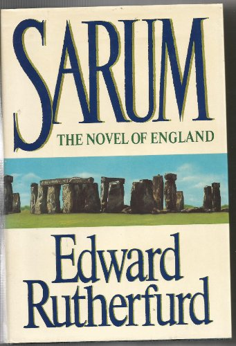 9780517563380: SARUM THE NOVEL OF ENGLAND