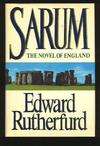 Sarum. {SIGNED & DATED.} {FIRST EDITION/ FIRST PRINTING.}.{ With Provenance. }.
