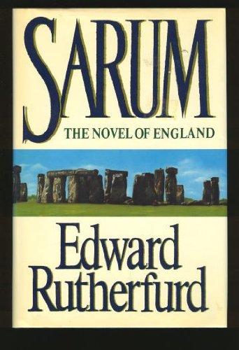 9780517563380: SARUM THE NOVEL OF ENGLAND