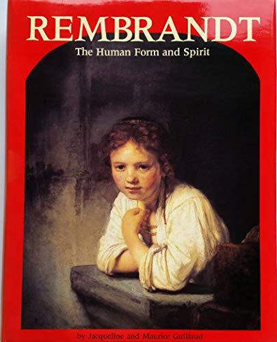 9780517563410: Rembrandt the Human Form and Spirit