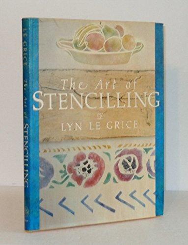 9780517564301: ART OF STENCILLING