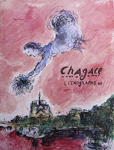 Chagall Lithographs VI: Marc Chagall