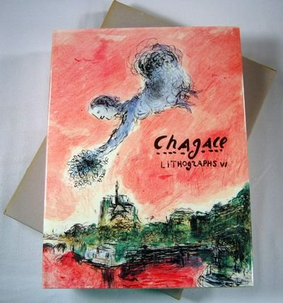 Chagall Lithographs 1980 1985: Charles Sorlier