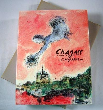 CHAGALL LITHOGRAPHS 1980-1985. (VI).: Sorlier, Charles.