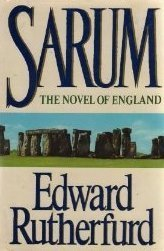 Sarum A Novel About England: Edward Rutherford
