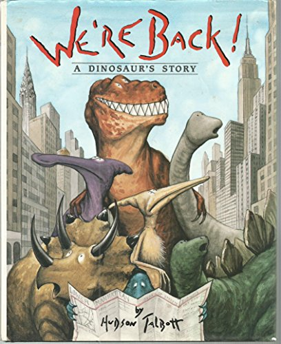 9780517565995: We're Back: A Dinosaur's Story