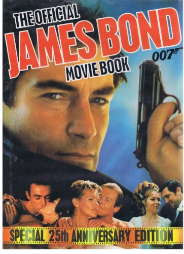 The Official James Bond Movie Book: Hibbin, Sally