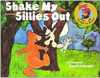 9780517566466: SHAKE MY SILLIES OUT (Raffi Songs to Read)