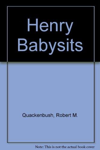9780517566725: HENRY BABYSITS