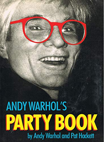 9780517566985: Andy Warhol's Party Book