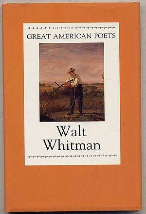 9780517567074: Walt Whitman (Great American Poets)