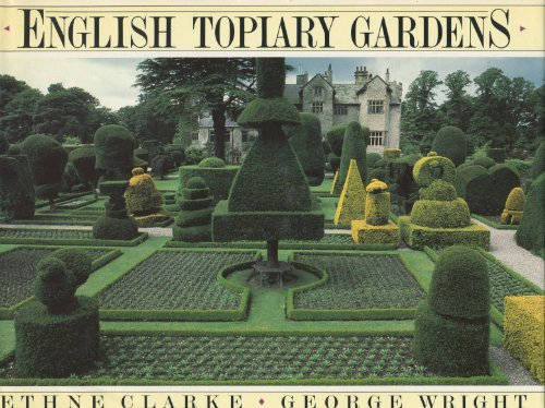 9780517567364: English Topiary Gardens